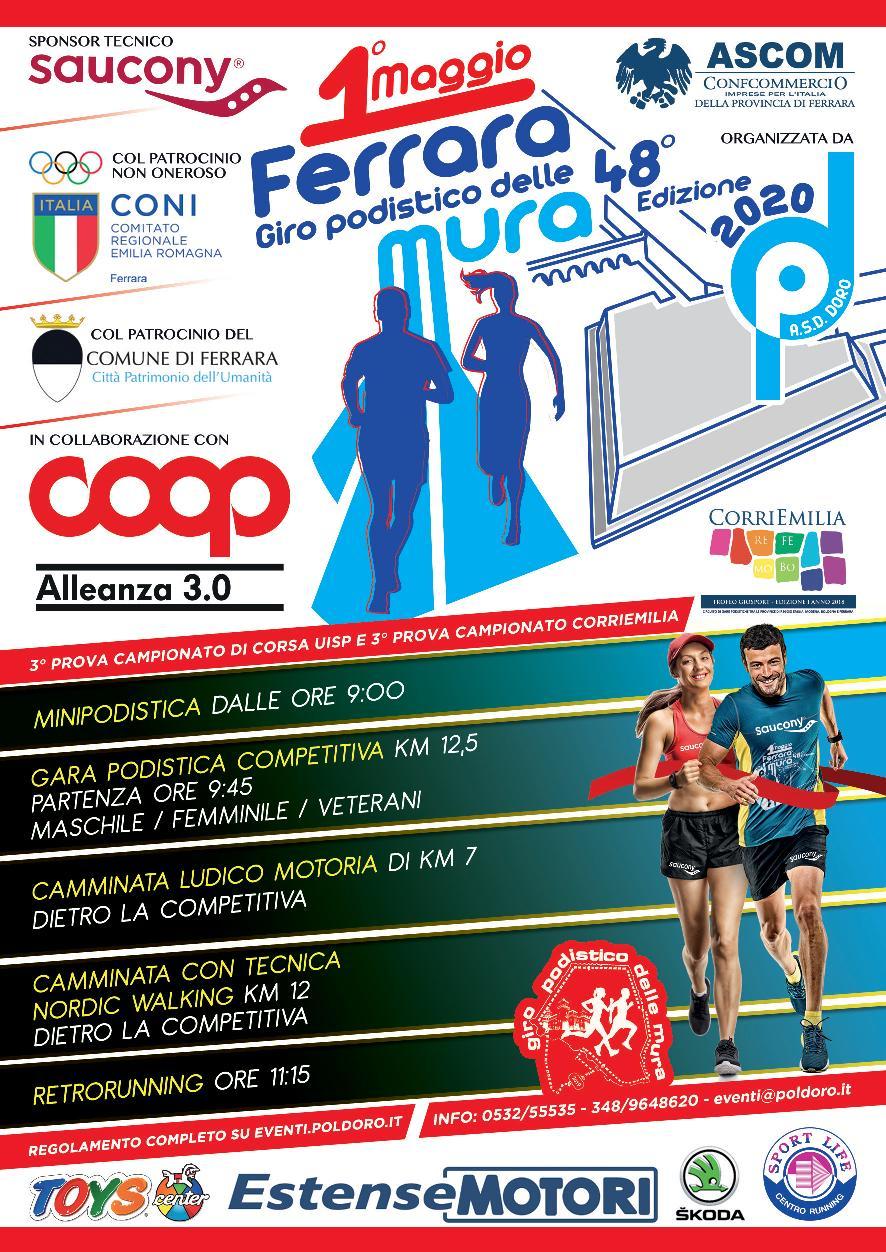 _FRONTE_Volantino A5_Giro delle Mura_1° maggio 2019-page-001-min